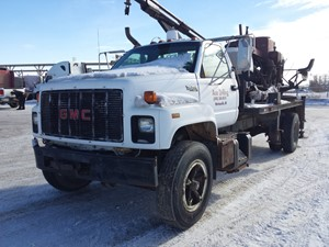GMC C6000 Topkick - Salvage 19011