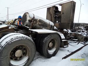 Salvage Heavy Duty Peterbilt Trucks | TPI