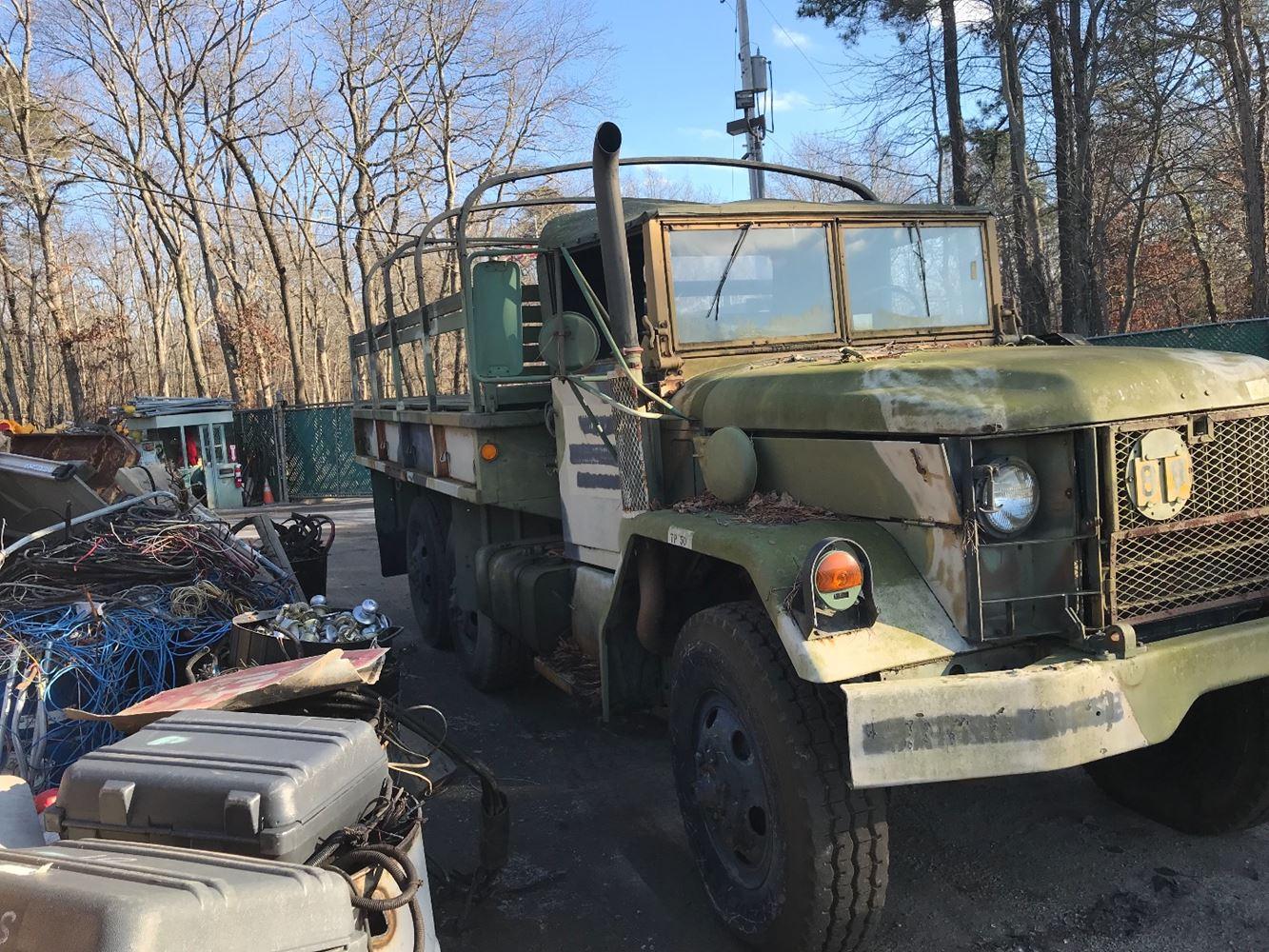1969 AM GENERAL M35A2   TPI