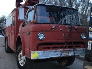 Ford C800 - Salvage Salvage-1135