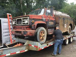 GM/Chev (HD) 6000 - Salvage T-SALVAGE-1887