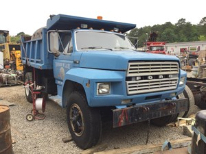 Ford F800 - Salvage T-SALVAGE-1297