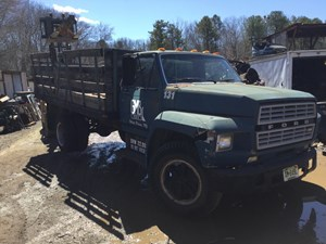 Ford F600G - Salvage T-SALVAGE-1218