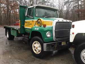 Ford 8000 - Salvage T-SALVAGE-1171