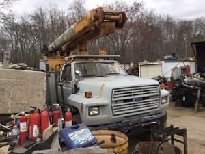 Ford F800 - Salvage T-SALVAGE-1571