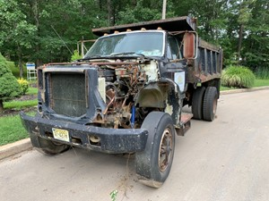 Ford F800 - Salvage T-SALVAGE-2914