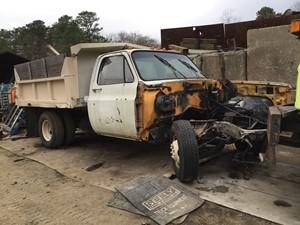 Chevrolet C30 - Salvage T-SALVAGE-1839