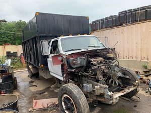 Ford F600 - Salvage T-SALVAGE-2929