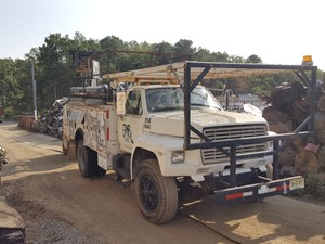 Ford F800 - Salvage T-SALVAGE-1359