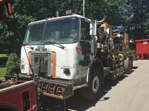 Volvo WX - Salvage T-SALVAGE-1880