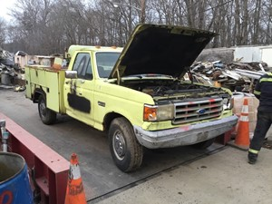 Ford F-350 - Salvage T-SALVAGE-1751