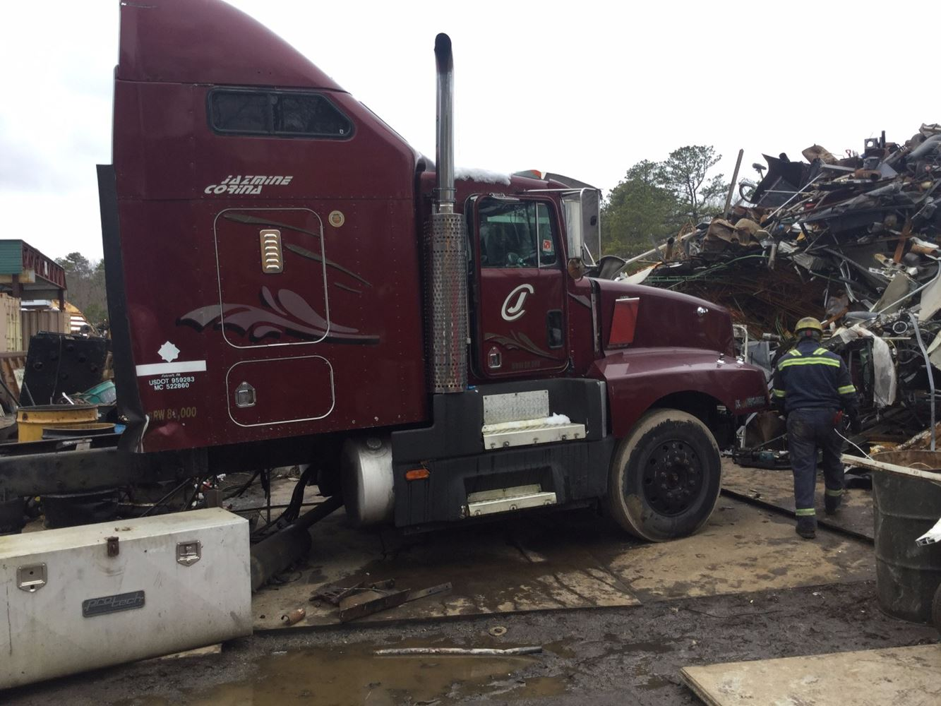 Bishop Truck Parts