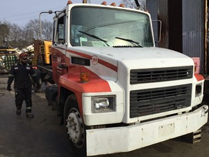 Mack CS250P - Salvage T-SALVAGE-1766