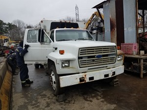 Ford F700 - Salvage T-SALVAGE-1773