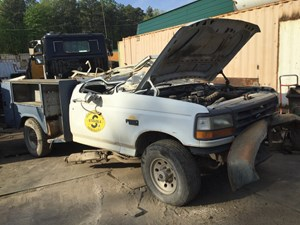 Ford F-250 - Salvage T-SALVAGE-1271