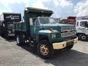Ford F700 - Salvage T-SALVAGE-2116