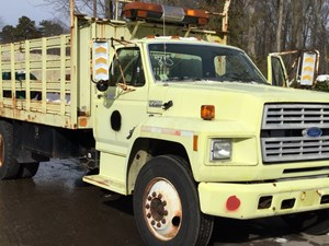 Ford F700 - Salvage T-SALVAGE-1150