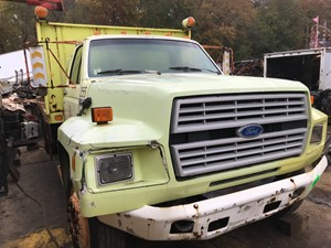 Ford F700 - Salvage T-SALVAGE-1733