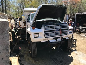 Ford F700 - Salvage T-SALVAGE-1842