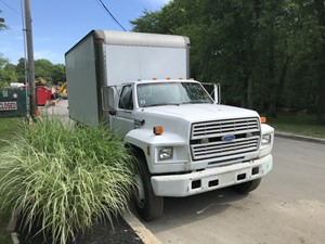 Ford F700 - Salvage T-SALVAGE-2120