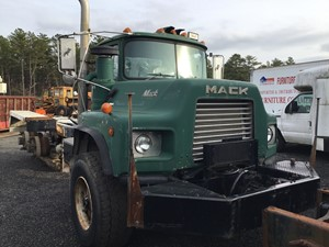Mack DM690S - Salvage T-SALVAGE-1767