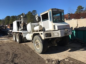 Advance Cement Mixer - Salvage T-SALVAGE-2020