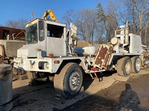 Advance Cement Mixer - Salvage T-SALVAGE-2232