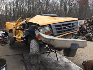 Ford F-150 - Salvage T-SALVAGE-1244