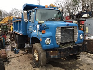 Ford LN8000 - Salvage T-SALVAGE-1741
