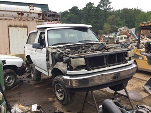 Ford Bronco - Salvage T-SALVAGE-1336
