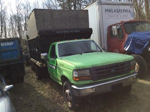Ford F-450 - Salvage SALVAGE-1242