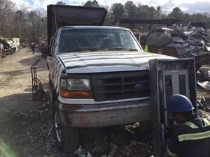 Ford F350 - Salvage T-SALVAGE-1194
