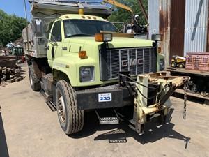 GMC C7000 Topkick - Salvage T-SALVAGE-2115