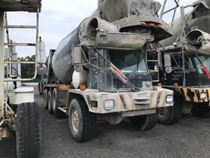Oshkosh MPT Truck - Salvage T-SALVAGE-1632
