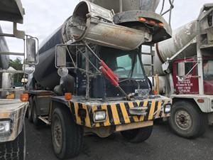 Oshkosh MPT Truck - Salvage T-SALVAGE-1631