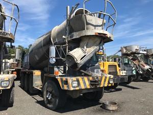 Oshkosh MPT Truck - Salvage T-SALVAGE-1627