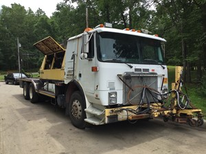 Volvo WX - Salvage T-SALVAGE-1878