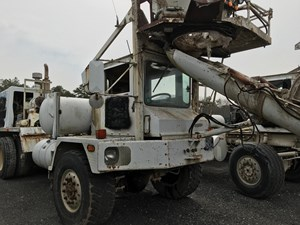 Advance Cement Mixer - Salvage T-SALVAGE-1563