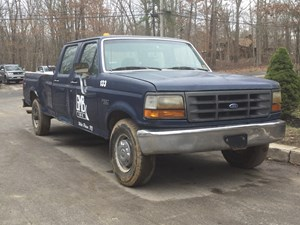 Ford F-350 - Salvage T-SALVAGE-1225