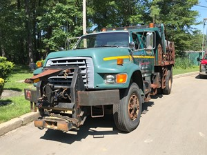 Ford F800 - Salvage T-SALVAGE-1913