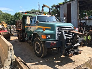 Ford F800 - Salvage T-SALVAGE-1910