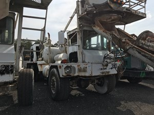 Advance Cement Mixer - Salvage T-SALVAGE-1560