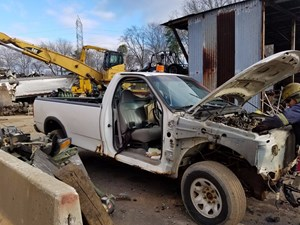 Ford F250 - Salvage SALVAGE-1124
