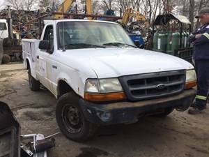 Ford Ranger - Salvage T-SALVAGE-1195
