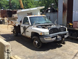 Dodge 3500 - Salvage T-SALVAGE-2117