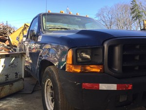 Ford F-250 - Salvage T-SALVAGE-1217