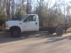 Ford F-450 - Salvage SALVAGE-051