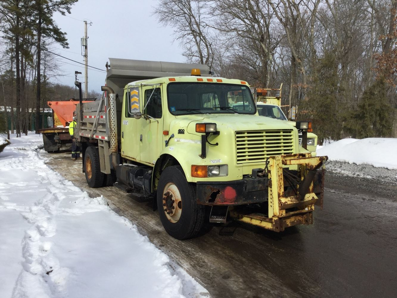 1999 International 4900 Tpi