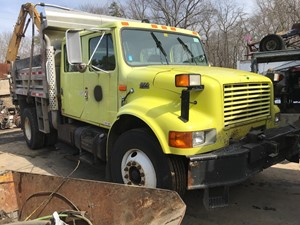 International 4900 - Salvage T-SALVAGE-1823