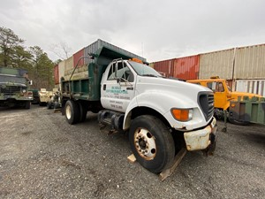 Ford F-750 - Salvage T-SALVAGE-2047